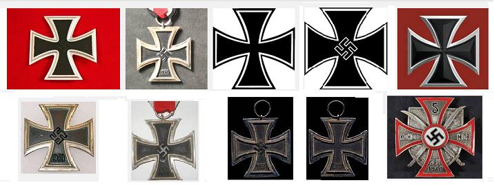 Nazi use of Christian symbols
